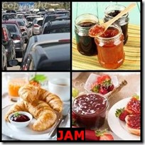 JAM- 4 Pics 1 Word Answers 3 Letters