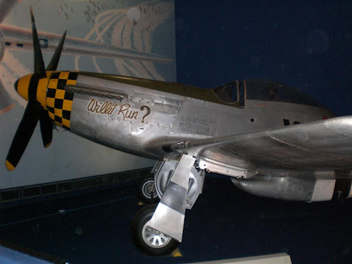 Willit Run? - P51 Mustang D
