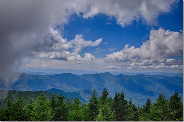 Mt Mitchell -2