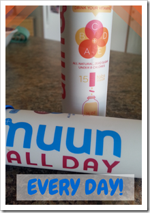 Nuun All Day EVERY DAY!