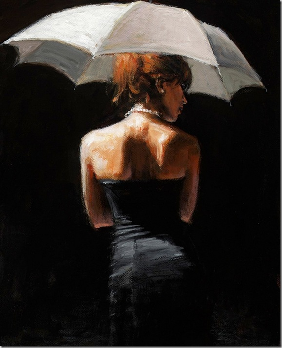 Fabian Perez 1967 - Argentine Figurative painter - Reflections of a Dream - Tutt'Art@ (18)