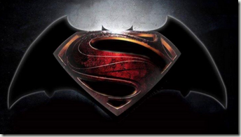Logo Batman y Superman