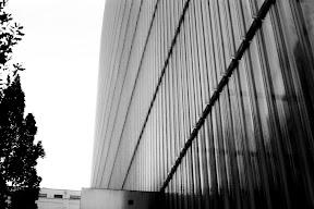 Fassade des Museums der bildenden Künste, Leipzig 2010