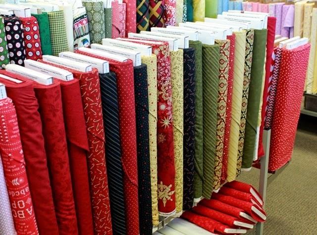 pine fresh fabrics