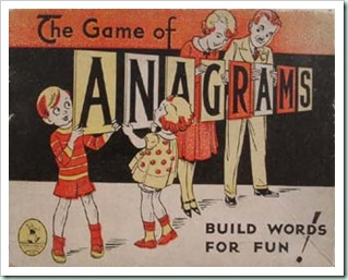 anagrams agame