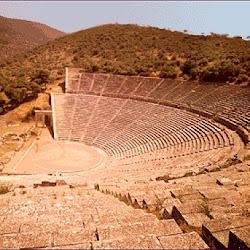 36 - Teatro de Epidauro