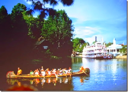 davy crocket canoes