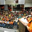 Verónica Loaiza, directora del Frente Femenino, comprometió el respaldo de su grupo al proyecto de Jimmy Jairala