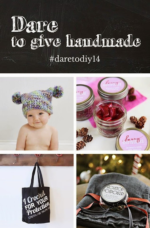 Dare to Give Handmade gifts