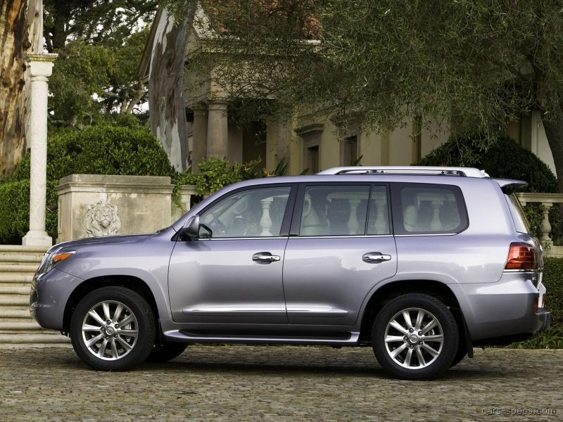 2009 lexus lx 570 suv specifications pictures prices. Black Bedroom Furniture Sets. Home Design Ideas