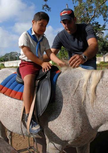 Reconocen desempeño de Camagüey en la equinoterapia