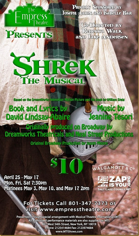 Shrek-Flyer