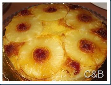 Bolo de Anans caramelizado (1)