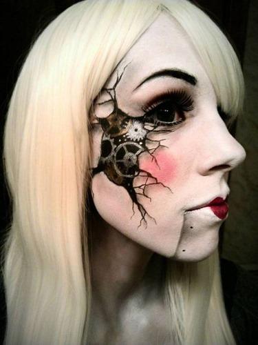 maquillaje miedo disfracesfaciles (14)