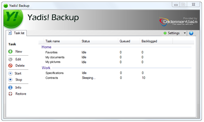 Free Real-Time File Backup Software