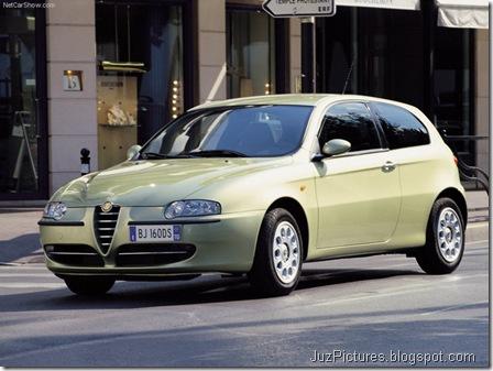 Alfa Romeo 147 (2000)5