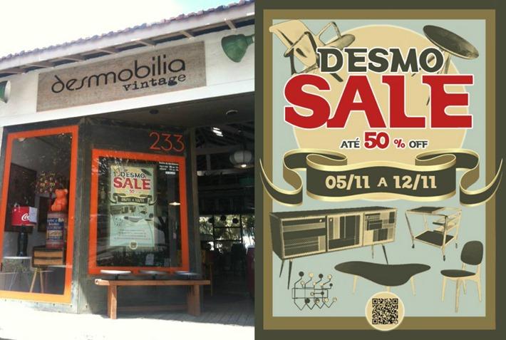 desmobilia bazar decoracao vintage desmosale