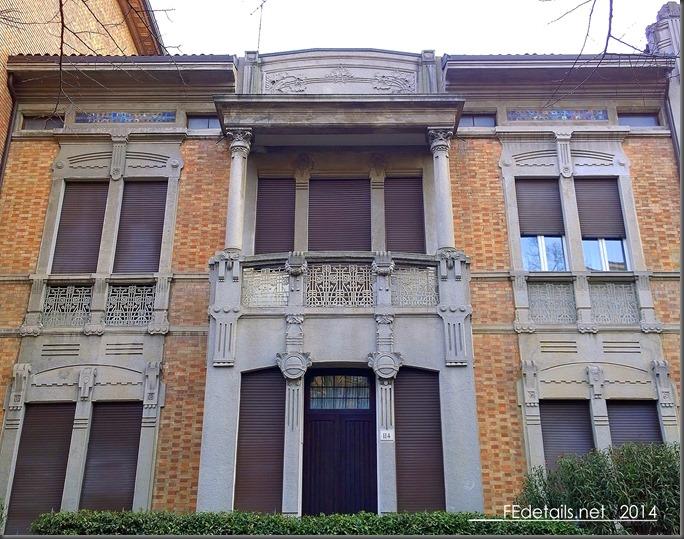 Palazzo Masieri - Finotti, Ferrara, Italy, Photo2