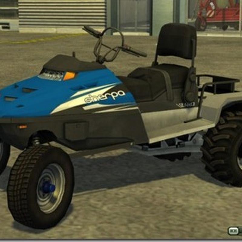 Farming simulator 2013 - Eigenbau Quad