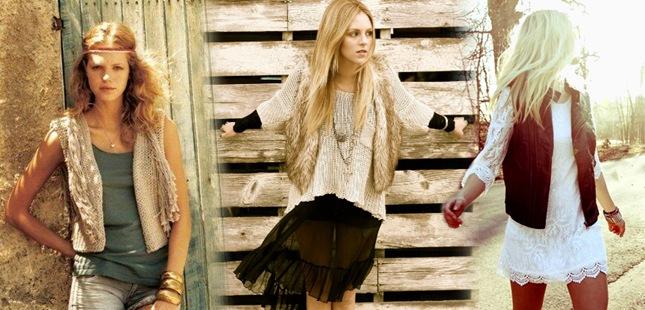coletes femininos moda fashion onde comprar