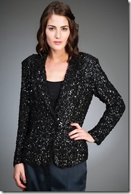 Sequin Jacket - Damsel in a Dress