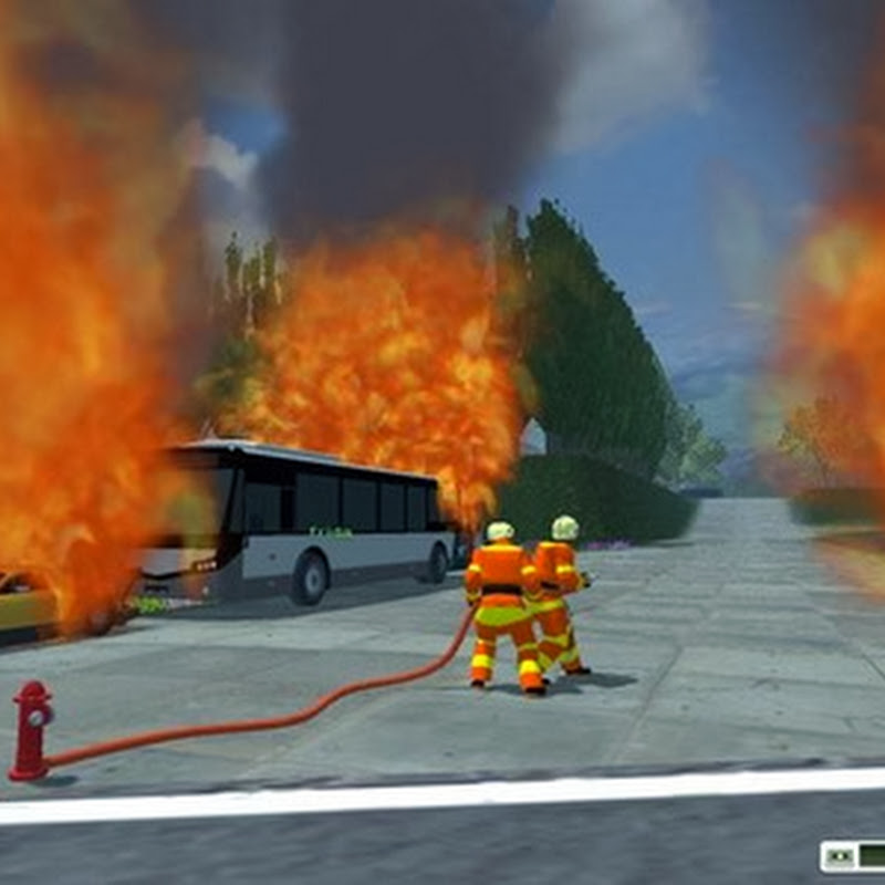 Farming simulator 2013 - Placeable Fire v 1.0