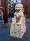 Mar 13- Chinatown Lion, Melbourne