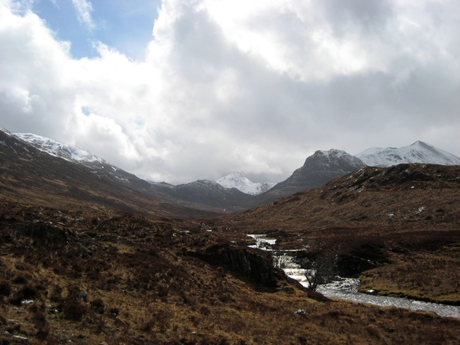 LOOKING BACK TO SGURR INNSE