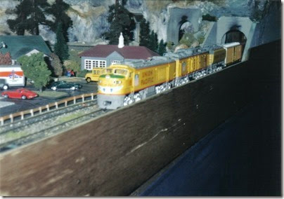 06 LK&R Layout at the Triangle Mall in February 1999
