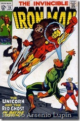 P00048 - El Invencible Iron Man #15