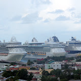 A Busy Day In Port - St. George's, Antigua