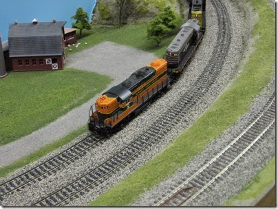 IMG_0964 LK&R Layout at GWAATS in Portland, OR on February 18, 2006