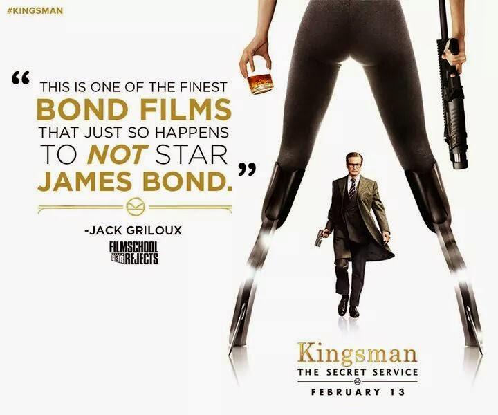 Kingsman Film Release Date