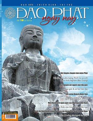 Download tạp chí Đạo Phật Ngày Nay số 18