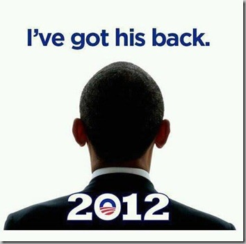 Obama I've got his back