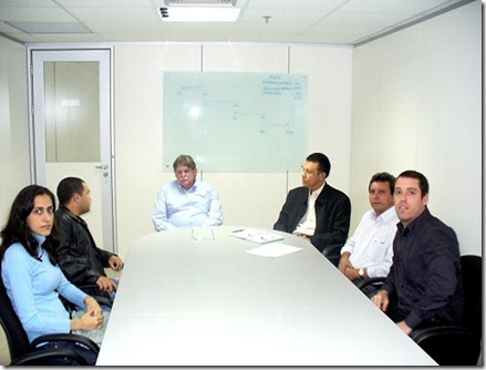 Reunião com Jadir Pela - Candidatura CREA - 1