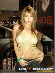Leah Dizon in  Pure hot Models (17)