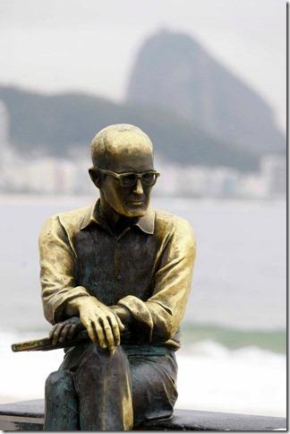 Carlos Drummond de Andrade no dia D