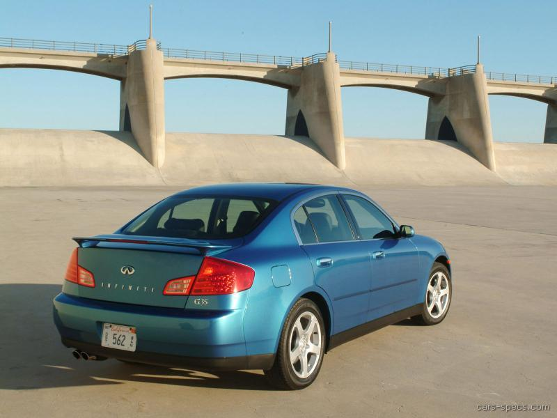2004 infiniti g35 coupe specifications pictures prices. Black Bedroom Furniture Sets. Home Design Ideas