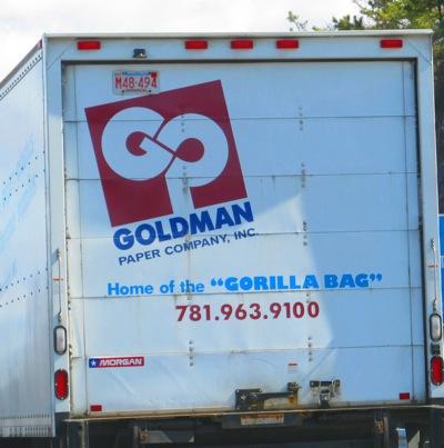 Gorilla bag truck