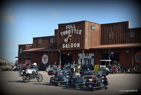 Full Throttls Saloon