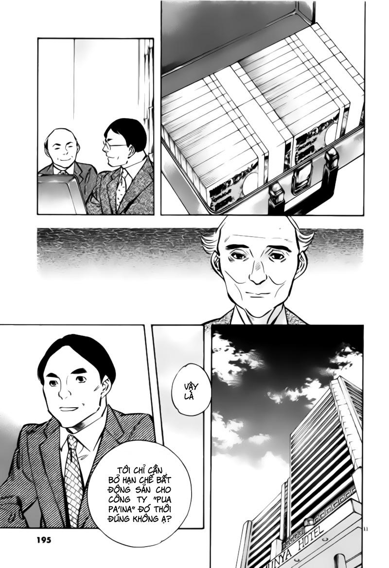 Shin Kurosagi - Con Diệc Đen 2 chap 197 - Trang 11