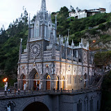 2011-08-25 Las Lajas, Columbia Beautiful Church