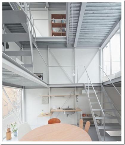 desain rumah minimalis gaya jepang 2