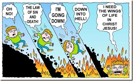 Ateismo cristianos infierno hell dios jesus grafico religion biblia memes desmotivaciones (42)