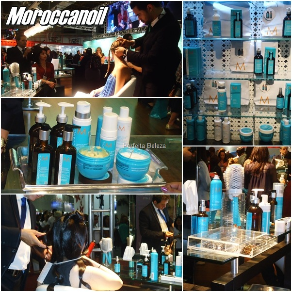 Beauty Fair 2012 - Moroccanoil