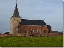 Lamine: Sint Hadelin kerk