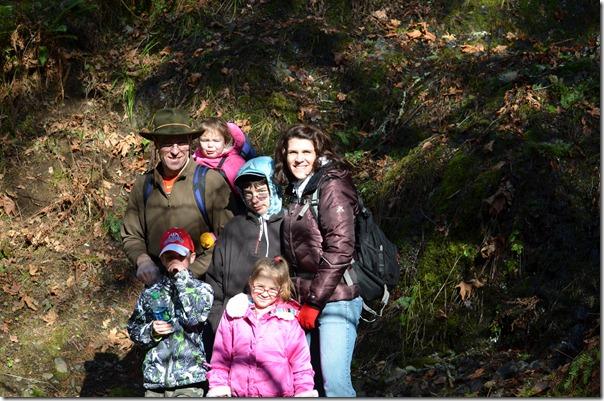 Wahclella Falls Hike 257