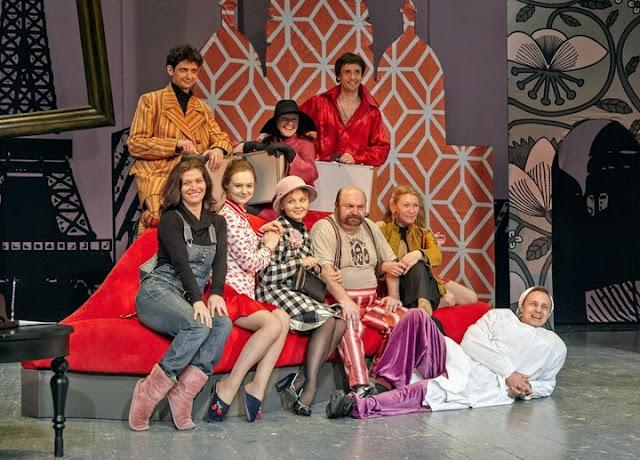 Театр «ФЭСТ» завершил рекордный по количеству премьер сезон