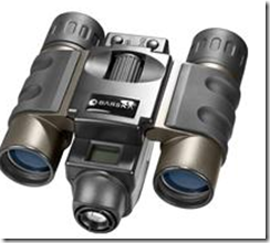 Barska Point 'n View 8x22mm VGA Black Binoculars